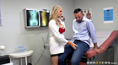 Julia ann, Clinic, Help, Ejaculation