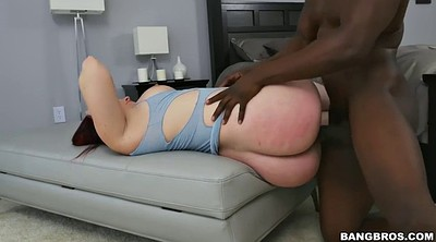 Spanked and fucked, Milf big ass, Doggy