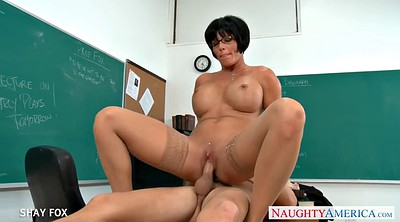 Shay fox, The teacher