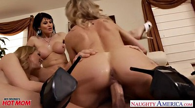 Julia ann, Mom and, Brandy love, Brandy, Group mom, Moms sex