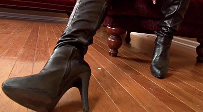 Boots m, Foot femdom