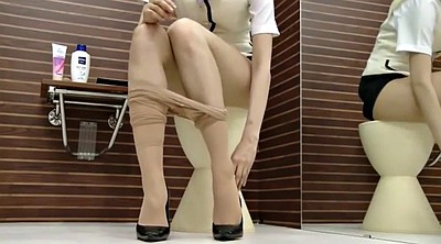 Japanese pantyhose, Japanese girl
