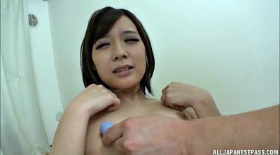 Japanese handjob, On girl, Asian tits, Asian handjob, Japanese small girl