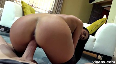 Rides, Latina doggy fucking brunette, Killer