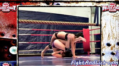 Wrestling, Fight