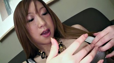 Japanese gangbang, Group masturbation