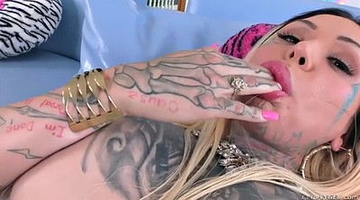 Britney, Shemale big, Dildo cock, Chubby shemale