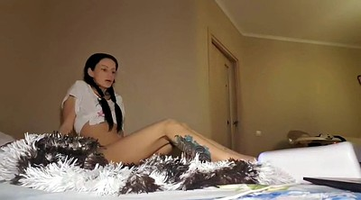 Russian, Paint, Painting, Russian foot, Lick feet, Licking foot