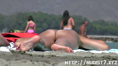 Teen couple, Nudist, Nudism, Nude beach, Beach voyeur