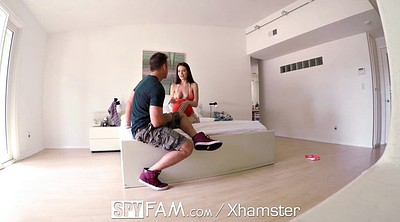 Lana rhoades, Step sister, Sister brother, Blackmail