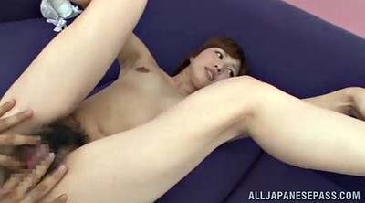 Hairy creampie, Asian creampie, Panty fuck