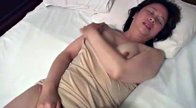 Asian granny, Asian mature, Granny masturbation