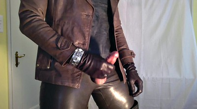 Leather, Gays, Gay black