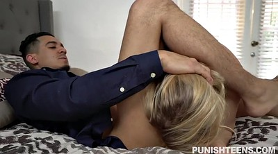 Missionary, Punishment, Punish fuck