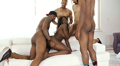 Sex hard, Black group