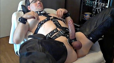 Bdsm slave, Leather, Cock slave, Pig