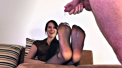 Mother, Nylon feet, Feet nylon, Mother nylon