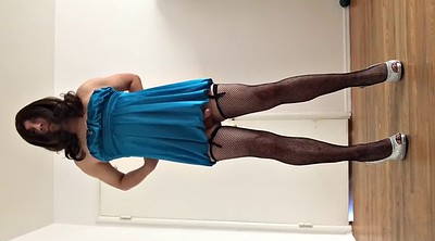 Crossdress, Heels solo, Solo dress