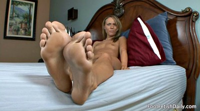 Teen feet, West, Hannah