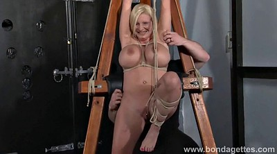 Hogtied, Rope, Hogtie, Bdsm german