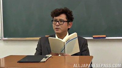 Asian, Teacher, Deep, Asian glasses