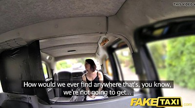Fake taxi, British, Taxi big tits