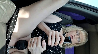 Wife dildo, Public masturbation