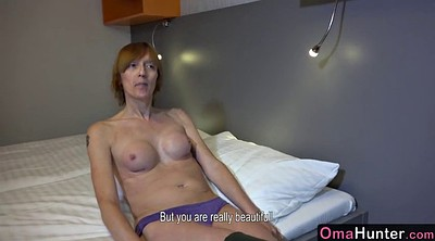 Matures, Tall, Old woman