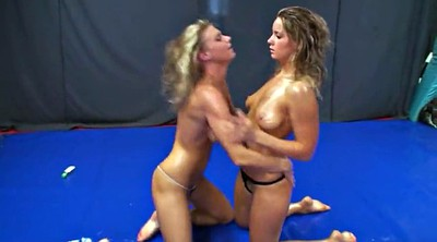 Wrestling, Fight, Cat fight, Wrestle, Lesbian girl, Girl fight