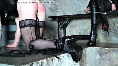 Spanking, Boots, Leather boots, Leather boot