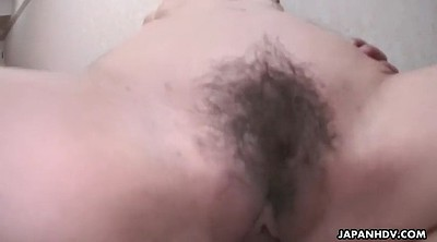 Nana, Creampie hairy, Sakura, Japanese creampie, Close, Japanese face sitting