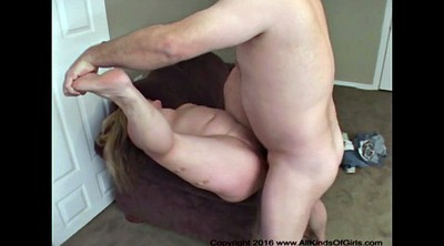 Granny anal, Dirty anal