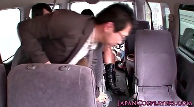 Japanese gangbang, Leather, Japanese cosplay, Reverse gangbang, Cosplay japanese