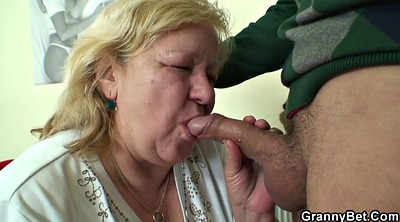 Old milf, Mature and young