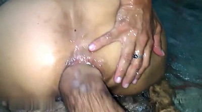 Fisting, Anal toy, Wife anal