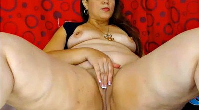 Pussy show, Fat girl