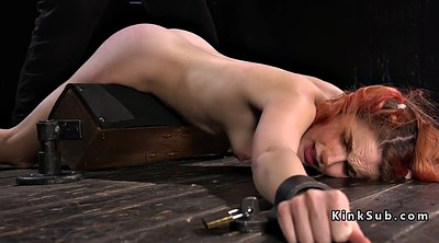 Whipped, Hairy redhead, Whipping