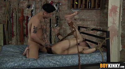 Bdsm anal, Tied anal