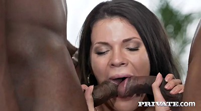 Russian, Double bbc, Bbc interracial