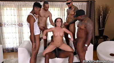 Gangbang creampie, Missionary creampie, Creampie gangbang