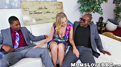 Julia ann, Julia, Milf threesome