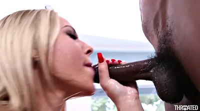 Deepthroat, Mature deep throat, Gag