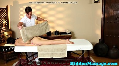Massage, Hidden, Hidden cam, Hidden cam massage, Massage hidden