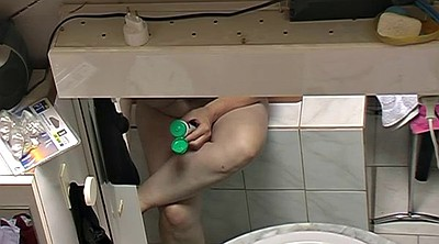 Bbw wife, French wife, Bbw shower