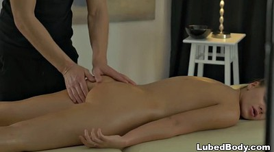 Pussy massage, Teen massage, Oil pussy