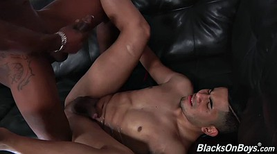 Danny d, Gay ebony, First gay