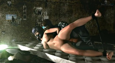 Cartoon, Anime, Animation, Japanese bondage, Japanese compilation, Asian bondage