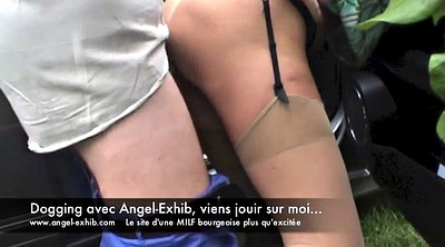 French amateur, Dogs, Dogging
