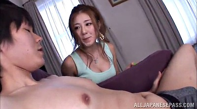 Asian masturbate, Japanese handjob