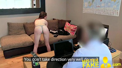 Hairy, Interview, Anal creampie, Hairy casting, Casting creampie